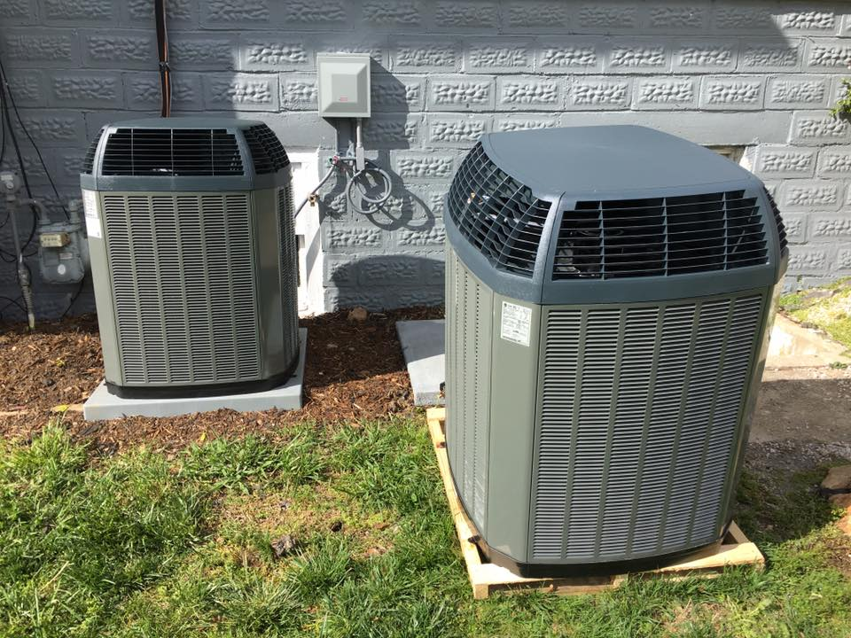 CAM Heating & Cooling some of our work